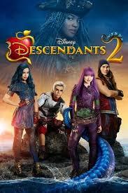 Descendants 2 (2017) รวมพลทายาทตัวร้าย 2