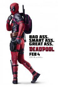 Deadpool 1 (2016) เดดพูล 1 นักสู้พันธุ์เกรียน
