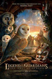 Legend of The Guardians The Owls of Ga Hoole (2010) มหาตำนานวีรบุรุษองครักษ์ นกฮูกผู้พิทักษ์แห่งกาฮูล