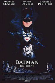 Batman Returns (1992) ตอนศึกมนุษย์นกเพนกวินกับนางแมวป่า