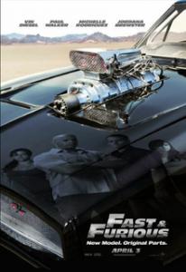 Fast & Furious 4 (2009) เร็วแรงทะลุนรก 4 ยกทีมซิ่ง แรงทะลุไมล์