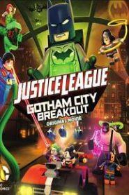 Lego Justice League Gotham City Breakout (2016) เลโก้ จัสติซ ลีก สงครามป่วนเมืองก็อตแธม