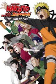 Naruto The Movie 6 (2009) ผู้สืบทอดเจตจำนงแห่งไฟ