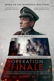 Operation Finale (2018) ปฏิบัติการปิดฉากปีศาจนาซี