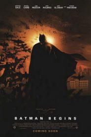Batman Begins (2005) แบทแมน บีกินส์