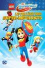 Lego DC Super Hero Girls Super-Villain High (2018) เลโก้ DC จอมวายร้าย