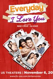 Everyday I Love You (2015) จะวันไหน ยังไงก็รักเธอ